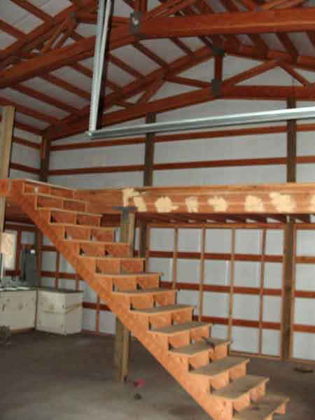 Pole Barn Loft Plans 10 x 12 gambrel shed plans $(! DiY SheD PlanS ...